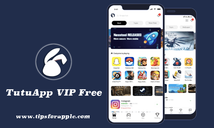 TutuApp VIP Free Download