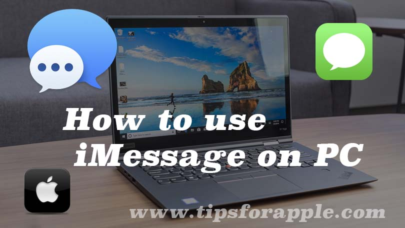 iMessage on PC