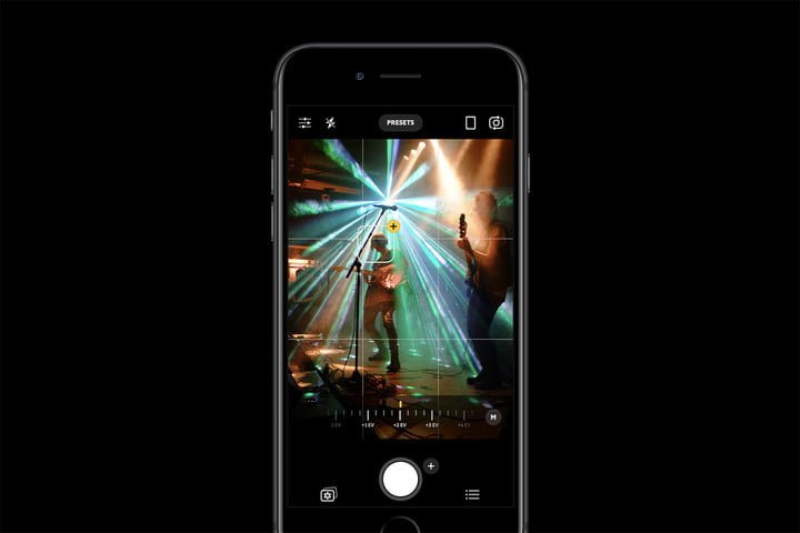 Camera Apps for iPhone