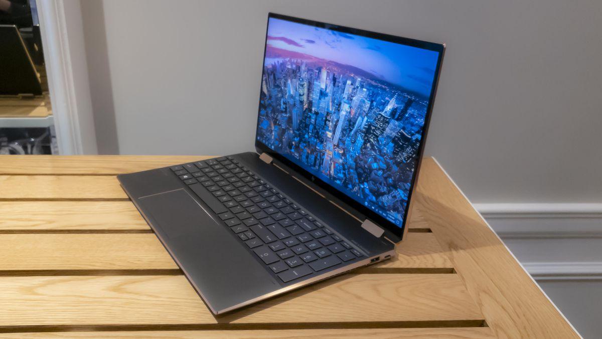 HP Spectre x360 (2020)