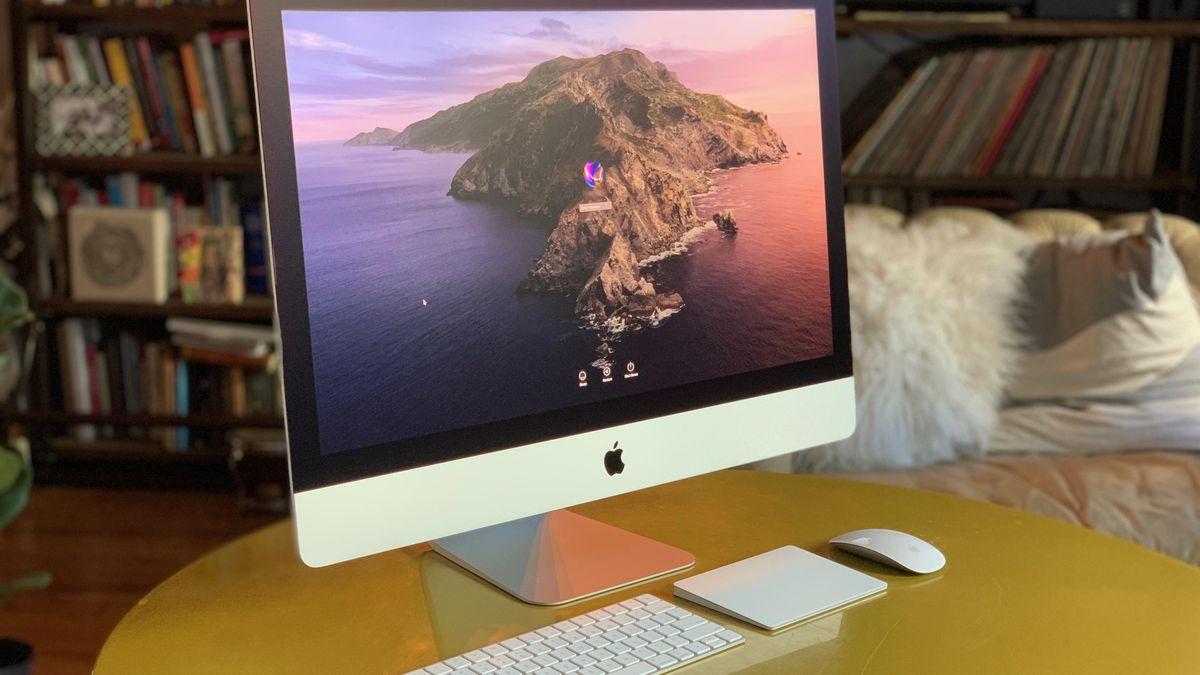 iMac (27-inch, 2020)